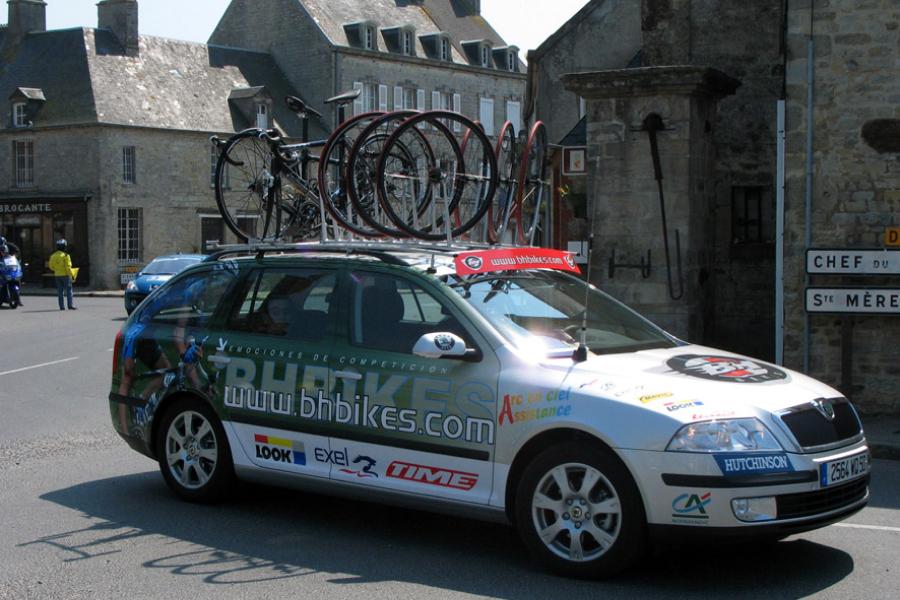 Tour de la Manche 2007