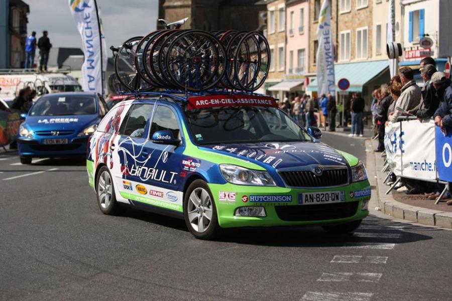 Tour de la Manche 2010