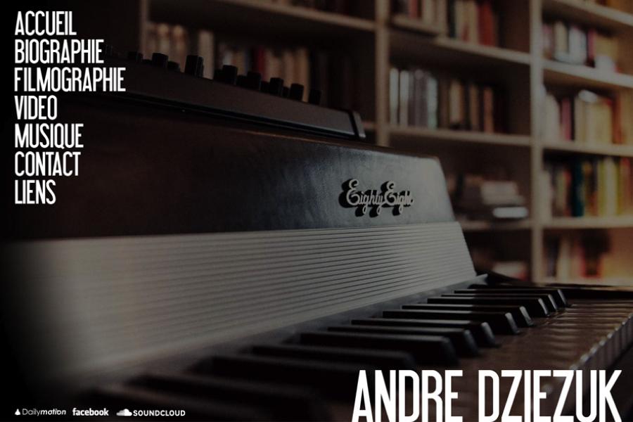 André Dziezuk