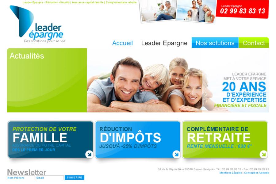 Leader Epargne