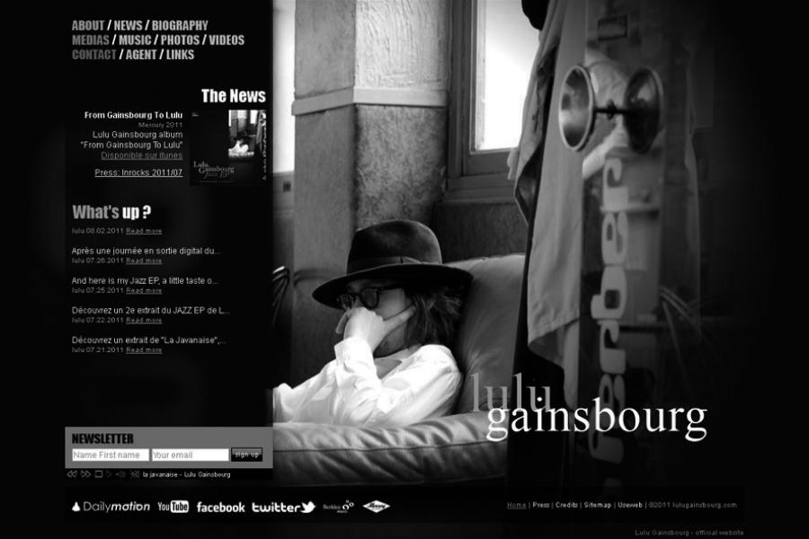 Lulu Gainsbourg
